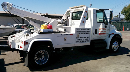 About Action Southland Towing
